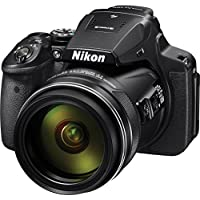 Nikon Coolpix P900 Wi-Fi 83x Zoom Digital Camera - (Certified Refurbished)