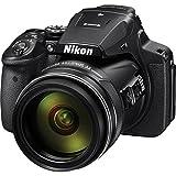 Nikon Coolpix P900 Wi-Fi 83x Zoom Digital Camera - (Certified Refurbished)