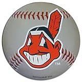 MLB Cleveland Indians 3-Inch Baseball Magnet