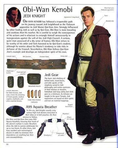 The Visual Dictionary Of Star Wars Episode I The Phantom Menace Reynolds David 9780789447012 Amazon Com Books