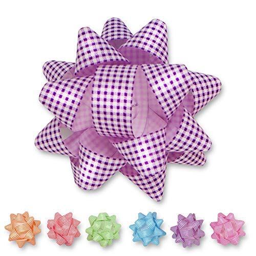 - NDN LINE Gift Ribbon Bows (6 Pack)