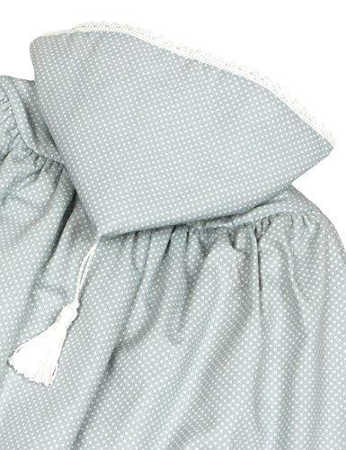MI HIJA Y YO Capa de Baño para bebés de Piqué- Presentación Regalo.- Hecho A Mano (Desde 3 a 24 Meses): Amazon.es: Ropa y accesorios