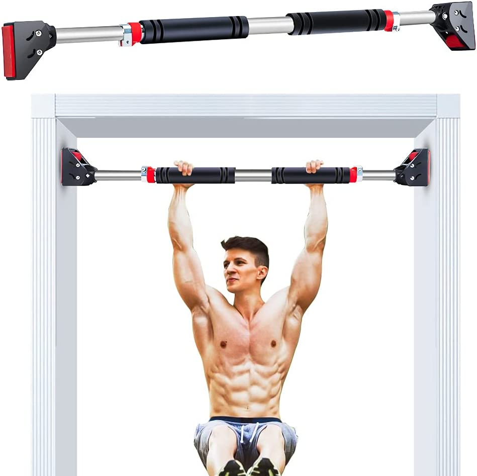 Doorframe Pull-Up Bar For Chin-Up By Shinyever Door Way Home Gym