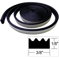 TACO METALS V30-0113B10-1 / TACO Weather Seal - 10039;L x8539;H x8540;W - Black