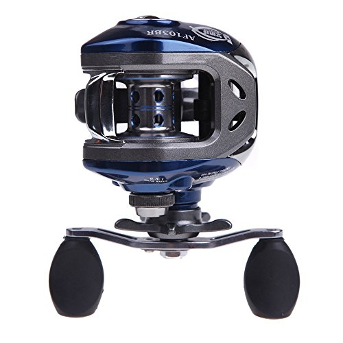 Cabo Casting Reel (JahyShow® US Newest 10+ 1 11BB 6.3:1 Right Hand Baitcasting Fishing Reel Bait Casting Reels)