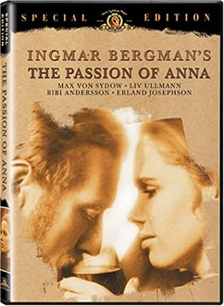 amazon co jp the passion of anna dvd ブルーレイ