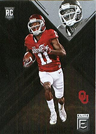 f205d49a4 2017 Panini Elite Draft Picks Draft Picks  164 Dede Westbrook Oklahoma  Sooners Football Card