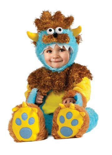 Rubie (Blue Monster Costumes Toddler)
