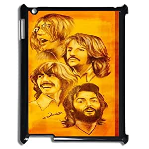 Rock band The Beatles poster Hard Plastic phone Case For Ipad 2/3/4 Case ART166256