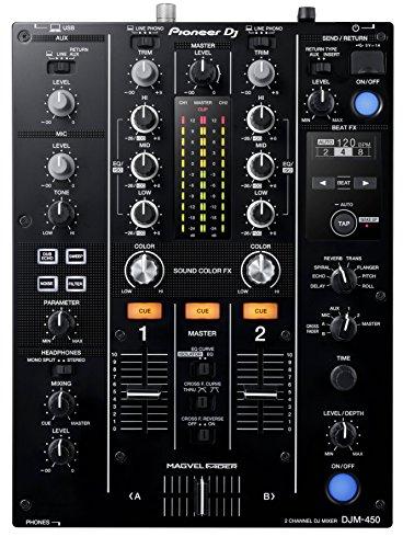 Top 10 djm 450 pioneer mixer