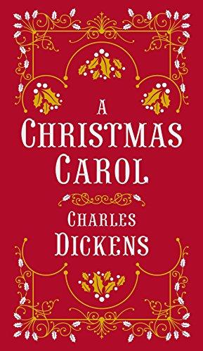 book cover of A Christmas Carol