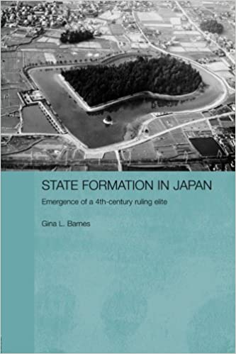 Book State Formation in Japan: Emergence of a 4th-Century Ruling Elite (Durham East Asia Series) by Gina Barnes (2006-12-02)