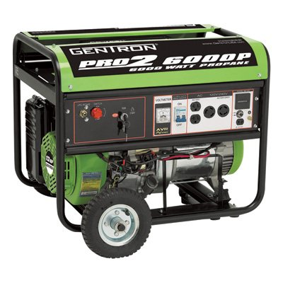 Amazoncom All Power America Propane Generator with Electric Start