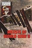 Artists of World War II, Barbara McCloskey, 0313321531