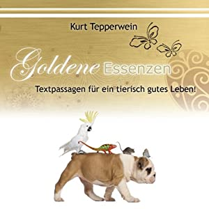 Goldene Essenzen Hörbuch