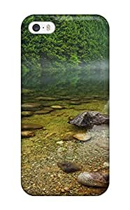Zheng caseNew Arrival Cover Case With Nice Design For Iphone 5/5s- River