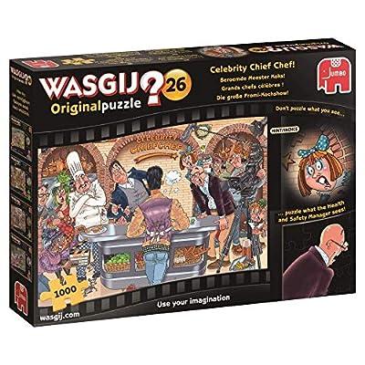 3D Puzzle 3D Puzzle Puzzle Adult Suspense Puzzle Renoir 1000 Piece Wasgij Series-1000 Tablets Mystery 13 Wooden Puzzle Puzzle Games: Toys & Games