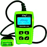 JDiag JD101 Car Auto Code Reader OBD2 OBDII EOBD Scanner Diagnostic Scan Tool