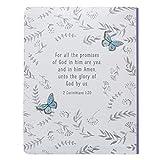 KJV Holy Bible, My Promise Bible, Silky Butterfly