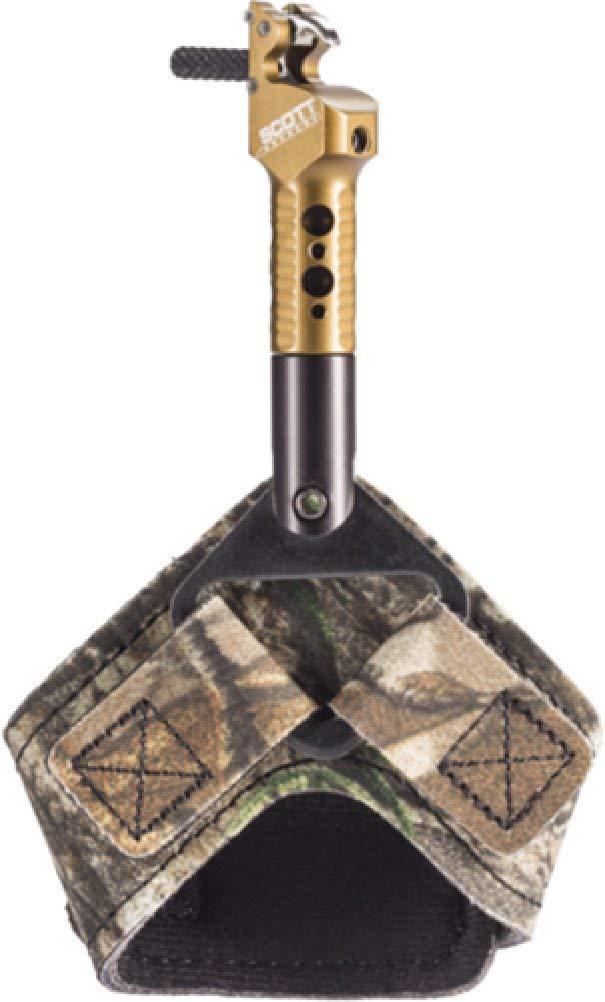 Scott Archery Talon Release Freedom Strap, One Size, Camo