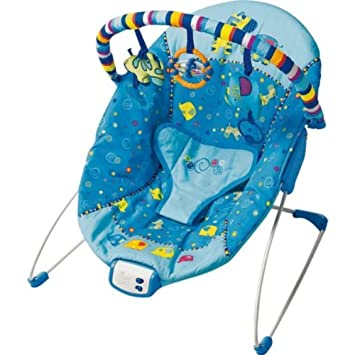 dea5094c38b6 Logical Bright Starts Elephant March Baby Bouncer with accompanying ...