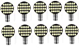 Best to Buy (10-PACK) (2nd Generation) T10 921 194 LED Bulb 24-5050 SMD lamp Super Bright AC 12V/DC 12V -24V For RV Boat Iandscaping Ceiling Dome Interior Lights Cool White (Cool white)