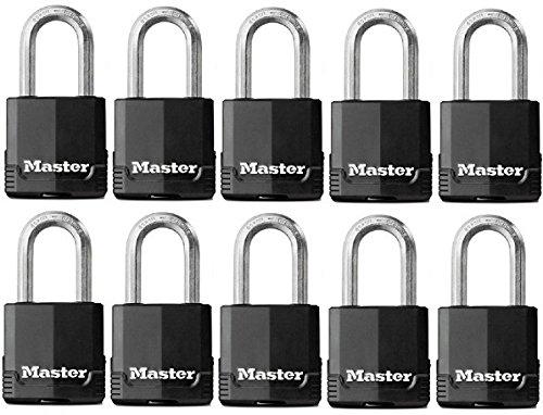 Master Lock Padlock Magnum 1-3/4'' 1-1/2'' Ka To Key # 2682 Steel by Master Lock