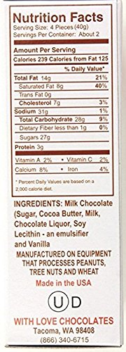 Choc-Aid Milk Chocolate Bandages 2.7-ounce Box (Pack of 3)