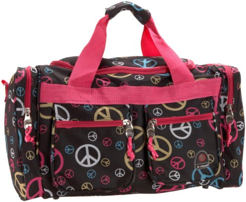 rockland-luggage-19-inch-tote-bag-peace-multi-one-size