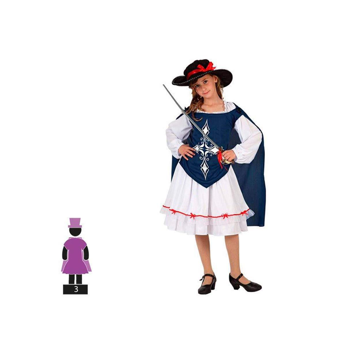 Cisne 2013, S.L. Disfraz de 3 Piezas para Carnaval Infantil ...