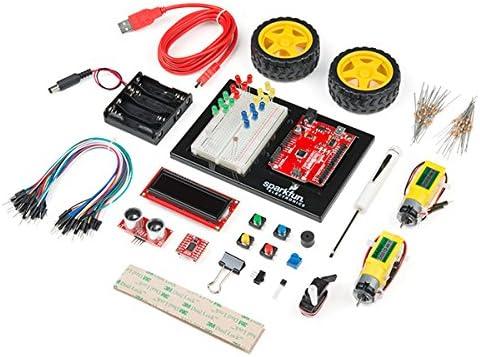 B077BS2CTJ SparkFun Inventor's Kit - v4.0 51A0ftlWuKL.