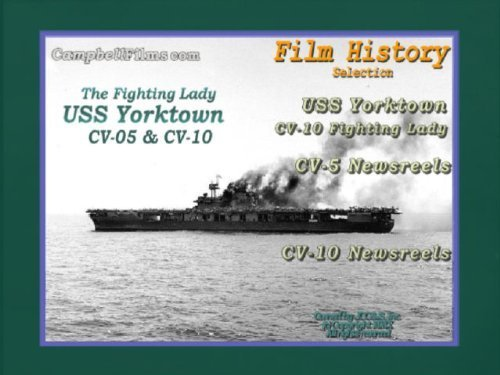USS Yorktown Cv-5 & Cv-10 Film Stories Ww2 News Coral Sea Midway Truk Island and Marshall Islands by USN