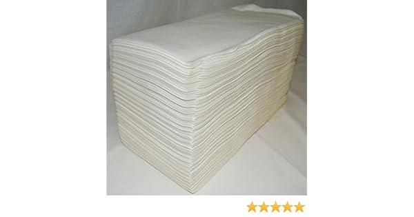 Toallas de celulosa 40x80 100 unds, peluquería/estética: Amazon.es: Belleza