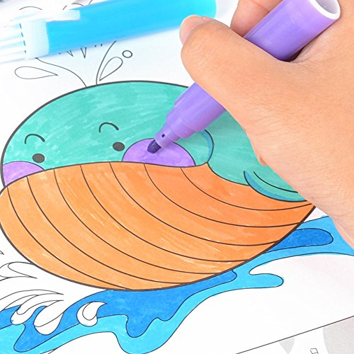 Artist art drawing set, Inspiration Art Case For Portable Art And Coloring Products, 86 Pieces, Children's Gift Gloves, Advanced Artwork - Wooden Paintings, Paintings, Etc. Gifts for children and chil by JIANGXIUQIN (Image #2)