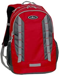 Everest Daypack, Red, One Size
