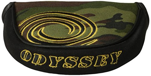 Odyssey Camo Mallet Putter Cover