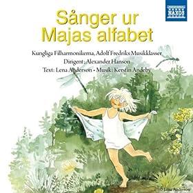 Andeby, K.: Sanger Ur Majas Alfabet: Alexander Hanson: MP3 Downloads