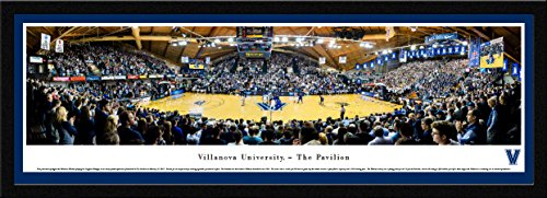Villanova Basketball in the Pavilion - Blakeway Panoramas Poster