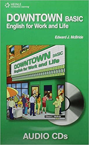 DOWNTOWN BASIC AUDIO CDS: Amazon co uk: Edward Mcbride