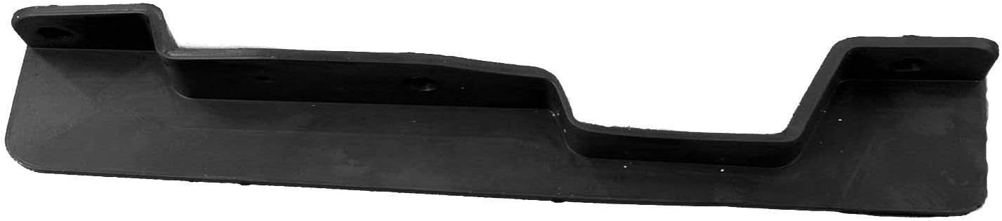 2012-2017 Toyota Camry Front Passenger Side Lower Fender Extension Panel Pad; Fits 2012-2014 All Models; 2015-2017 3.5L Models; Made Of Rubber Partslink TO1249223