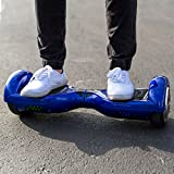 Self-Balancing Scooter 2 Wheels Electric Hoverboard UL Certified Various Colors (blue)