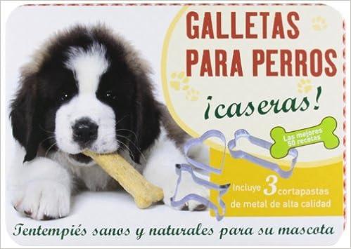 GALLETAS PARA PERROS. CASERAS!.(JUEGOS EDUCATIVOS EN LATA): VV.AA.: 9783625002123: Amazon.com: Books