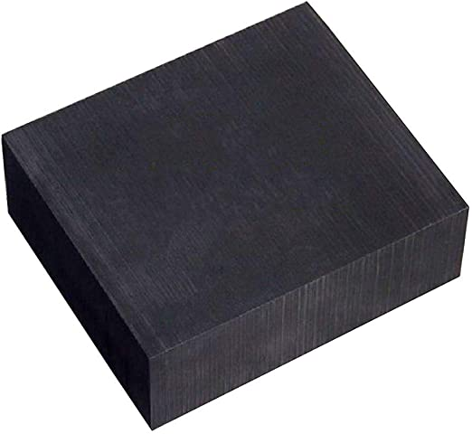 Graphite Blank Block Sheet Plate High Density Fine Grain 1/'/' X 4/'/' X 5/'/'