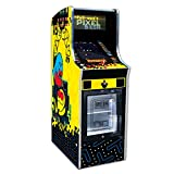Pac-Man Pixel Bash Chill Home Upright Game