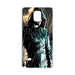 Arrow Samsung Galaxy Note 4 Cell Phone Case White present pp001_9748175