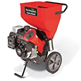 Earthquake 9060300 Chipper Shredder with 205cc 4-Cycle Briggs & Stratton Engine, 5 Year Warranty