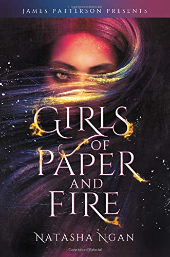 Image result for girls of paper and fire cover