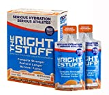 The Right Stuff electrolyte drink additive Std - Retail 10-pouch box - Orange Tangerine
