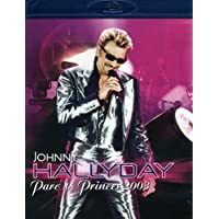Johnny Hallyday - Parc des Princes 2003 [Blu-ray]