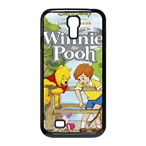 Samsung Galaxy S4 9500 Cell Phone Case Covers Black Many Adventures of Winnie the Pooh NTUHEPB40290 Luxury Phone Cases
